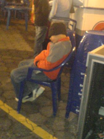 dormido hechos